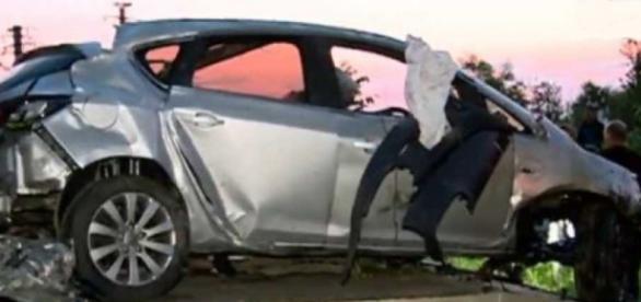 Dan Condrea a murit într-un accident. Foto: captură Realitatea TV