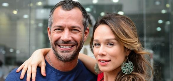 Mariana Ximenes: Tancinha e Malvino Salvador: Apolo