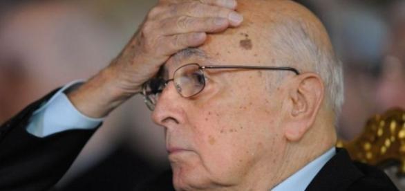 Napolitano si dice profondamente offeso