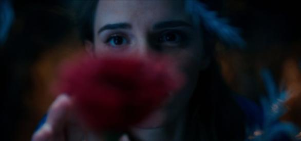 Screenshot of Emma Watson as Belle in 'Beauty and the Beast'. Disney Movie Trailers/Youtube.