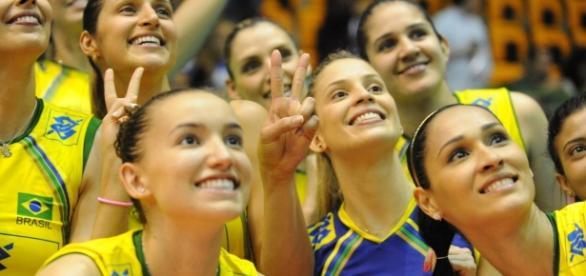 Seleção Brasileira de Voleibol busca o tricampeonato