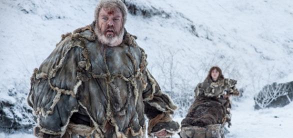 Sexta temporada revela destino de Hodor