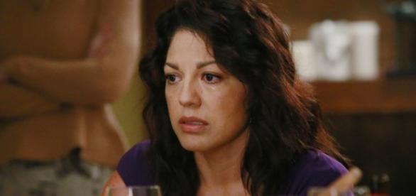 Callie era uma personagem muito querida na série