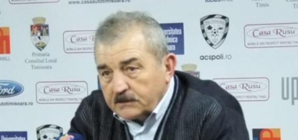 Ionuţ Popa noul antrenor al Poli Timişoara