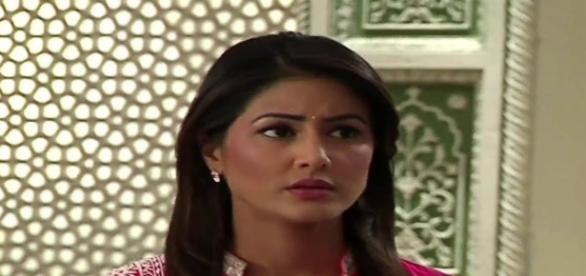 Naman is hiding a secret from Akshara and the Singhanias (Image Source - YouTube)