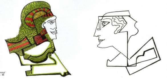 Nos encontros, sensações e percepções coexistem para analisarmos se ali há predominância da verdade