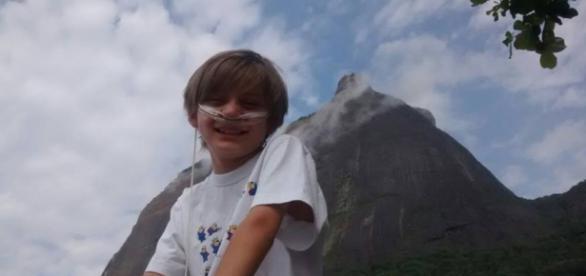 Nyltow Rafael, de 12 anos. (Foto: Redes sociais)