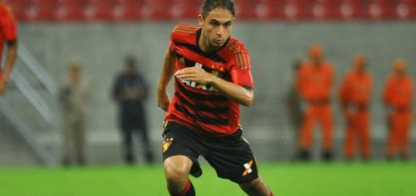 Régis, que veio do Sport, não é mais jogador do Palmeiras.