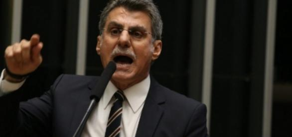 Romero Jucá - Imagem do Google