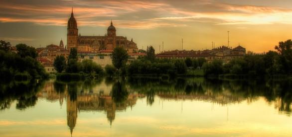 Salamanca destino ideal para un primer viaje con nuestro bebé
