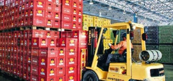Empregos na Ambev e na Coca-Cola