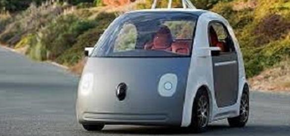 los coches autónomos disponen de sistemas de cámaras que forman un mapa del entorno.
