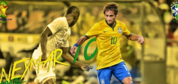 Neymar Júnior é certeza na convocação.