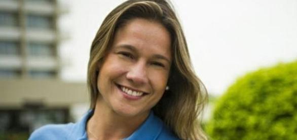 Pelo Intagram, Fernanda Gentil homenageia Pedro Ivo Salles, falecido na terça (Fonte: Fatima News)