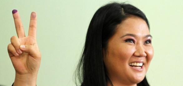 Perù, Keiko Fujimori verso la Presidenza