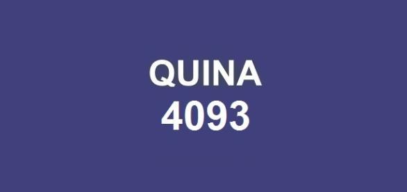 Resultado da Quina 4093; Números divulgados nessa quarta-feira, dia 25.