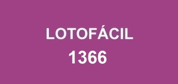 Segundo sorteio de 15 dezenas a ser realizado pela Caixa! Resultado da Lotofácil 1366 será divulgado nessa quarta-feira.
