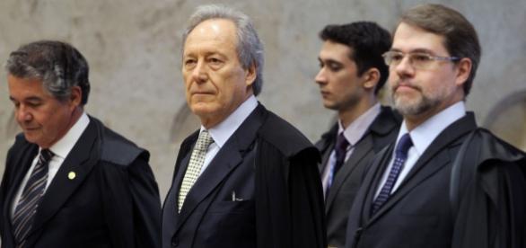 Supremo Tribunal Federal é alvo de gravações divulgadas.
