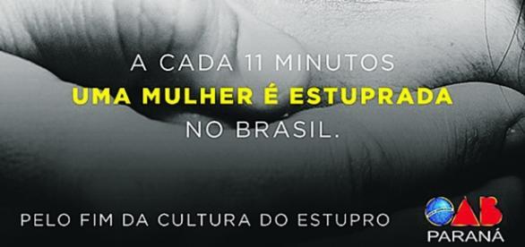 Caso de estupro coletivo no Rio causa indignação e gera diversos protestos contra a cultura do estupro.