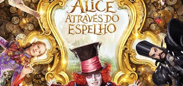 Crítica de Alice através do espelho