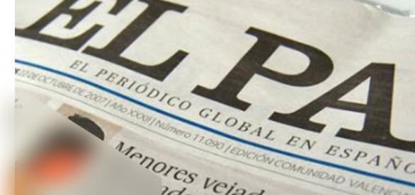 'El Pais' destaca estupro coletivo no Brasil