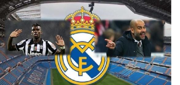Guardiola podría facilitar la llegada de Pogba al Real Madrid