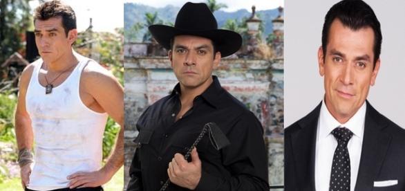 """Jorge Salinas, de """"Meu Coração É Teu"""", já protagonizou outras novelas inéditas no Brasil."""