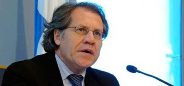 Luis Almagro, Secretario General de la Organización de Estado Americanos OEA