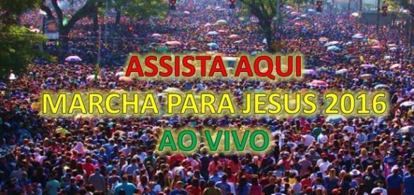 Marcha ocorre durante todo o dia em São Paulo