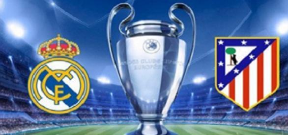 Real Madrid Vrs At. Madrid. Una final al 50%