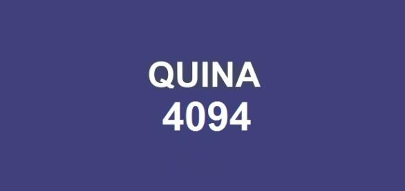 Resultado da Quina 4094; prêmio milionário será sorteado nessa sexta-feira (27).