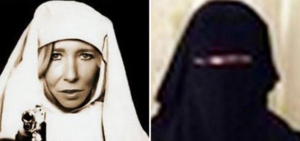 """Sally Jones, militanta ISIS cunoscută ca """"Văduva albă"""" sau """"Doamna Teroare"""""""