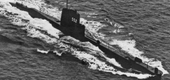 Submarin descoperit cu echipaj la bord, dupa 73 de ani
