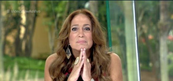 Susana Vieira no 'Vídeo Show' (Reprodução/Globo)