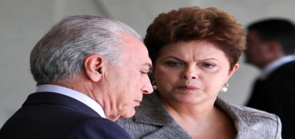 Temer quer adiantar impeachment de Dilma