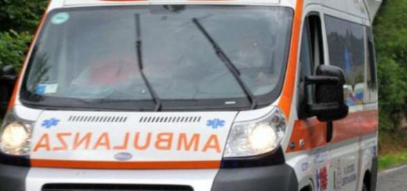 Calabria, incidente: due feriti