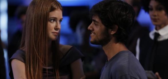 Eliza vai salvar Jonatas doando-lhe parte de seu fígado