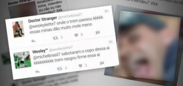 Estupro coletivo mobiliza o Brasil. Suspeitos são identificados por polícia