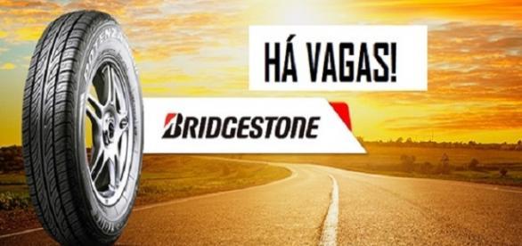 FOTO/DIVULGAÇÃO: Bridgestone - Confira a notícia!