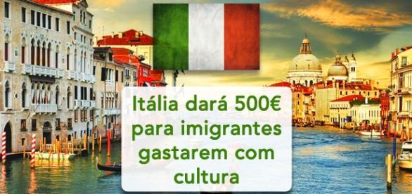 Investimento da Itália em cultura - Foto: Reprodução Behappyviagens