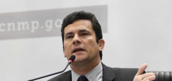 Juiz Federal, Sérgio Moro, responsável pela operação Lava Jato.