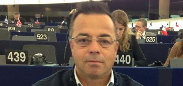 L'europarlamentare Gianluca Buonanno