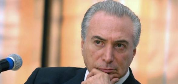 Presidente do Brasil Michel Temer