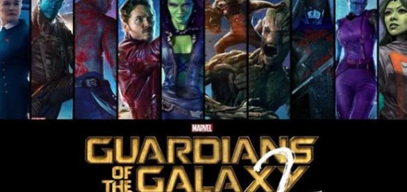 Rechazan la hipótesis sobre la presencia de un Avenger en 'Guardianes de la Galaxia 2'