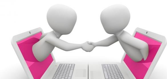 Un enamorado por internet: mentira o verdad