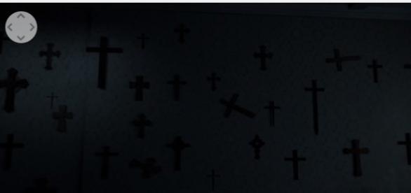 Visite virtualmente a casa de Invocação do Mal 2 e experimente o terror.