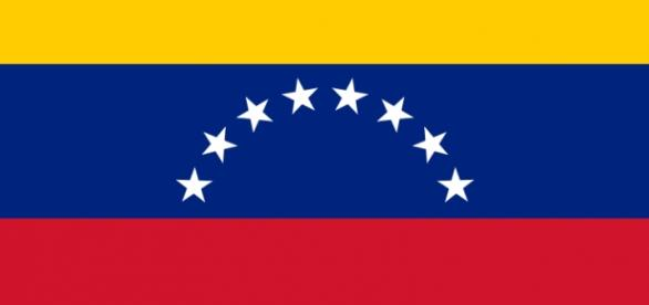 Flag of Venezuela (Public domain)