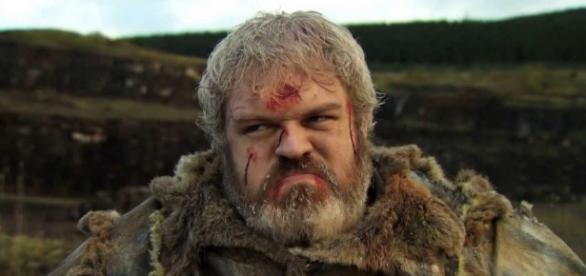 Hodor em cena em Game of Thrones. (Foto: HBO/Google)