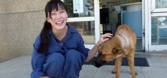 Jian não suportou a perseguição cibernética e cometeu suicídio (Foto: CEN)