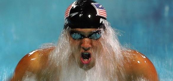 Michael Phelps vem motivado para os Jogos Rio 2016